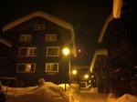 Ulrichen bei Nacht