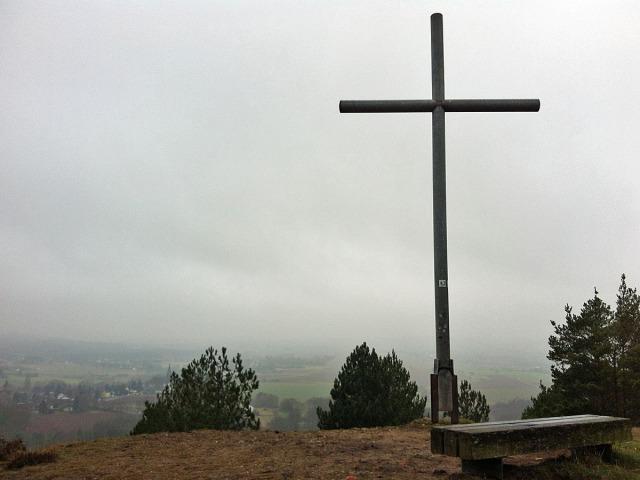 Gipfel des Altusknipp