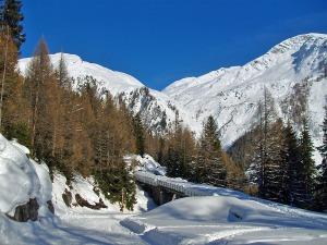 Rückweg nach Oberwald