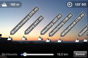 Gipfelfinder