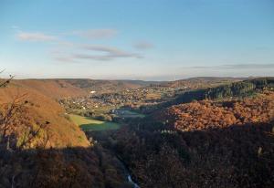 Nationalpark Eifel - Eifelsteig Etappe 4 - Herbst 2011