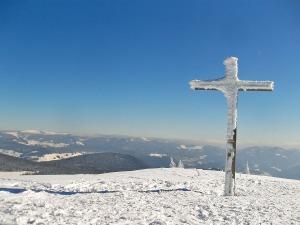 Gipfel Belchen