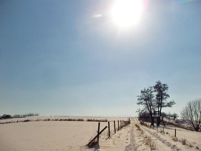 Schnee & Sonne