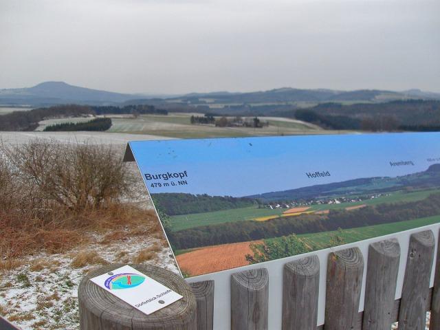 Panorama Dörferblick