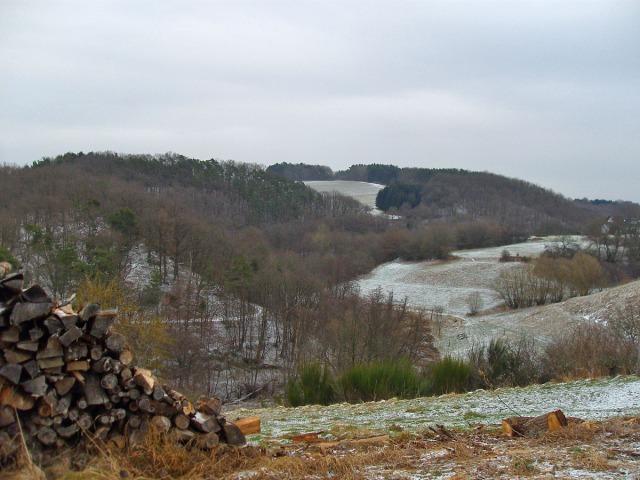 Blick Richtung Kirchhardt