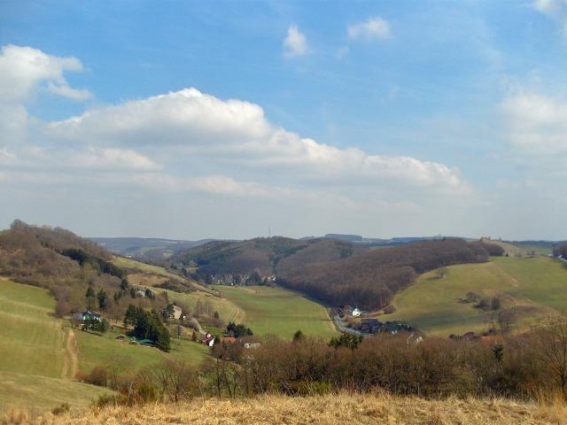 Blick vom Eulenberg