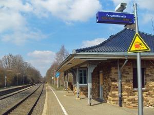 Bahnhof Scheven