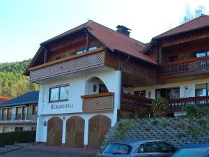 Gästehaus Bergkristall