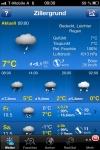 Die Wetteraussichten