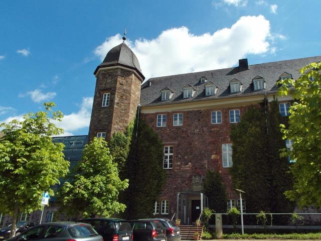 Burg Schleiden