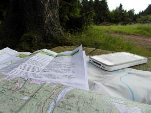 GPS & Karte