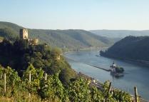 St. Goarhausen nach Kaub