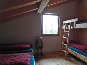 Bettenlager Hochganghaus