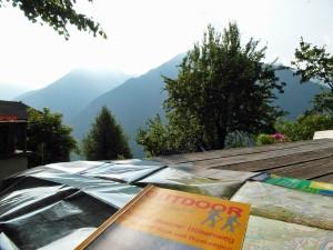 Literatur & Karte