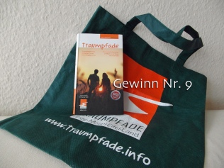Nr. 9 - Traumpfade Tasche und Wanderbuch