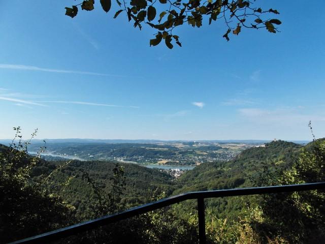 Blick von der Geisberg-Hütte
