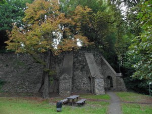 Rastplatz am Schlosspark Merten