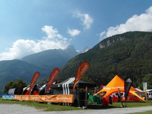 OutdoorTestival am Molvenosee