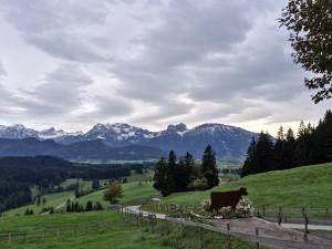 An der Schlossbergalm