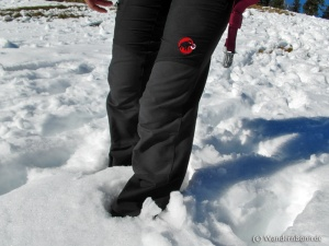 Ab durch den Schnee ;-)