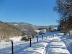 Schneeträumereien...
