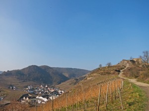 Die Saffenburg und der Ümerich