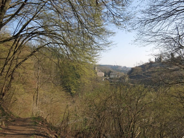 Blick auf Isenburg