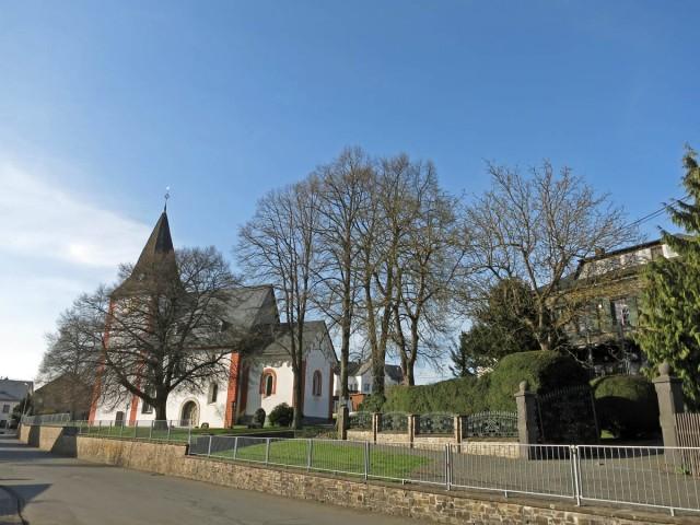 Evangelische Kirche Anhausen