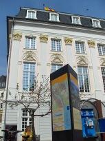 RheinSteig Start am Rathaus Bonn