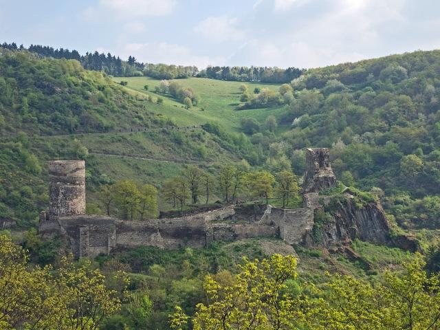 Ruine Stahlberg