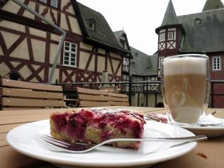 Kaffee & Kuchen zum Abschluss