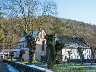 Das ehemalige Kloster Seligenthal