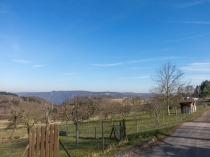 Sicht ins Rheintal