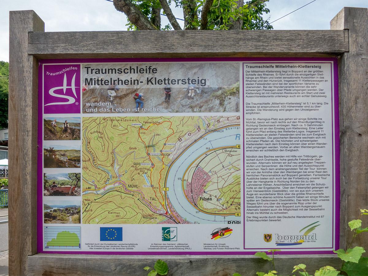 Klettersteig Karte : Klettersteige in vorarlberg